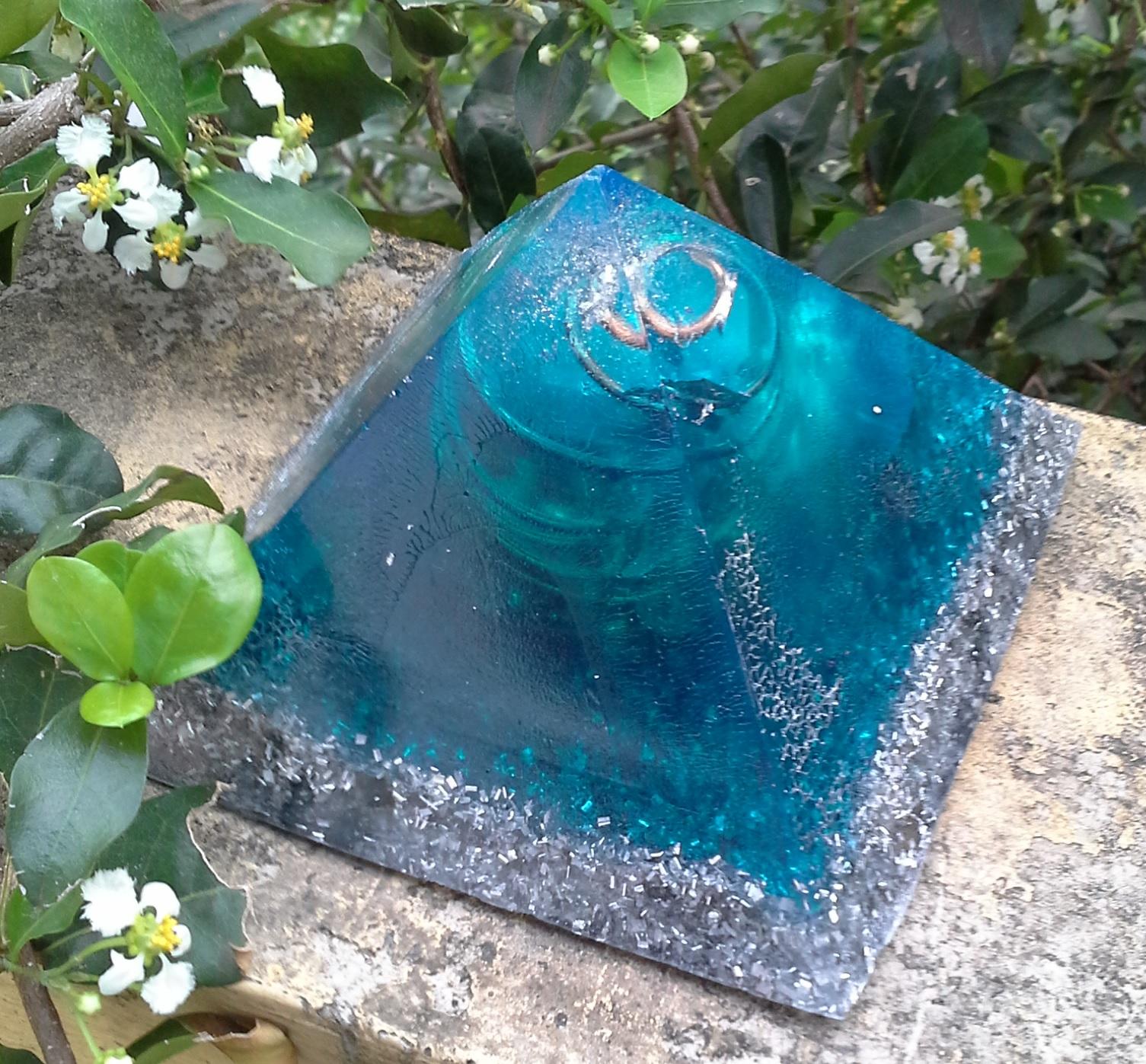 orgonite-azul